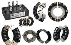 دیود ژنراتور-قیمت انواع دیود دیزل ژنراتور سه فاز