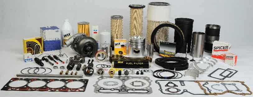 تامین قطعات و لوازم برقی،یدکی و مکانیکی موتور دیزل ژنراتور