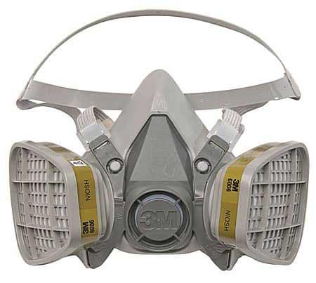 نمایندگی فروش انواع ماسک های صنعتی_فیلتر 3M کره