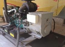 دیزل ژنراتور ولوو 532 volvo 125kva