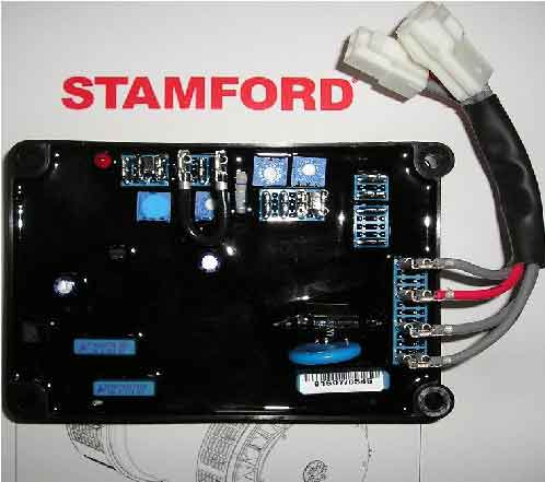 رگولاتور ولتاژ avrدیزل ژنراتور چیست؟ نحوه تست و ساخت رگولاتور ژنراتور
