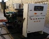 نصب و راه اندازی دیزل ژنراتور ولوو 231 100KVA