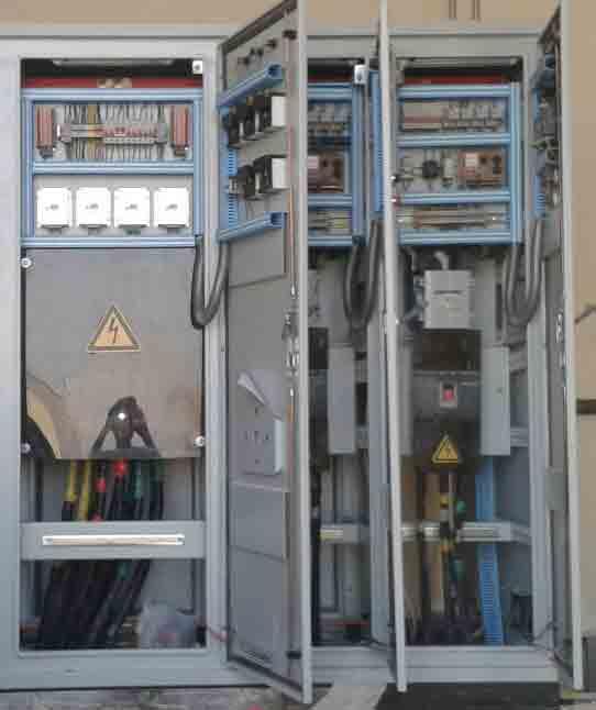 ساخت انواع تابلو برق دیزل ژنراتور-تابلو ژنراتور اتوماتیک چنج آور ats