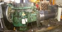 تبدیل موتور کامیون به دیزل ژنراتور
