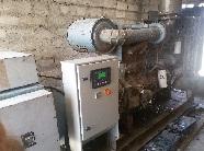 تعمیر و راه اندازی دیزل ژنراتور برق کامینز NTA 855