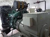نصب دیزل ژنراتور ولوو پنتا 700kva و 450kva - دستورالعمل نصب ژنراتور
