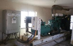 تعمیر دیزل ژنراتور ولوو 415kva مدل volvo tad 1232