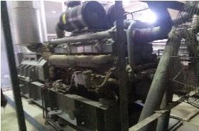تعمیر و به روز رسانی دیزل ژنراتور 1100kva