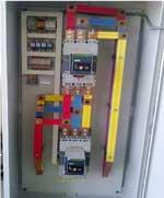 تابلو برق کنترلی دیزل ژنراتور - چنج آور