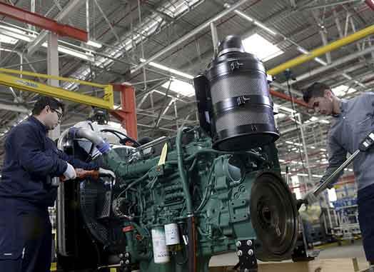 تعمیر موتور دیزل _ آموزش تعمیرات خودروهای سنگین
