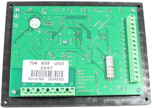 برد دیپسی 704_برد کنترل ژنراتور deepsea dse 704