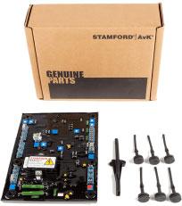وارد کننده AVR یا رگولاتور ولتاژ ژنراتور MX321