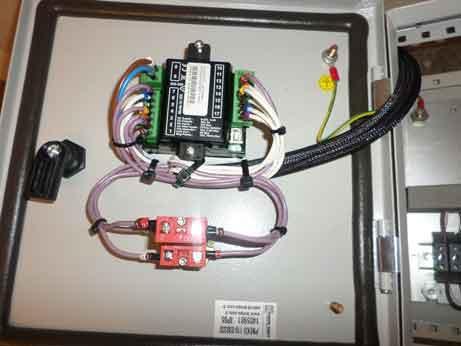 تابلو کنترل دیزل ژنراتور دستی با برد دیپسی 3110 - dse 3110 controller -برد کنترل ژنراتور 3110 دیپسی_dse 3110