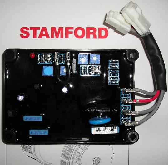 رگولاتور ولتاژ (avr) ژنراتور انگلیسی AS480
