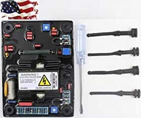 sx460 generator regulator - رگولاتور sx460-قیمت خرید رگولاتور sx460-راهنمای نصب تست sx460-کاتالوگ regulator sx460