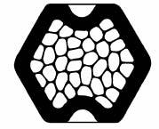 پرس شش ضلعی برای گردنه های لوله ایشکل
