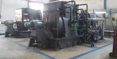 رگولاتور ولتاژ avr ژنراتور زغالی نیروگاه با خروجی 20 تا 2500 آمپر با ولتاژ 40 تا 1000 ولت AEG
