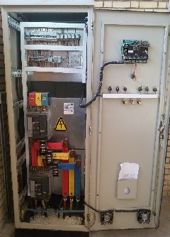 تابلوی کنترلی دیزل ژنراتور