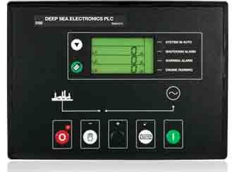 برد کنترلی plc دیزل ژنراتوردیپسی مدل 5210