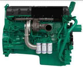 نمایندگی موتور تک ولوو دیزل ژنراتور ولوو پنتا volvo penta TAD1640VE