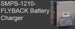 باتری شارژر DATAKOMدیتاکام 10 آمپر 12 ولتبا تکنولوژی flyback مدلsmps-125-245