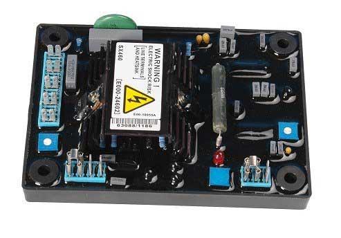 رگولاتور ولتاژ (avr) ژنراتور انگلیسی SX460