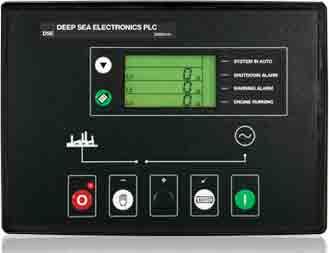 برد کنترلی plc دیزل ژنراتوردیپسی مدل 5510