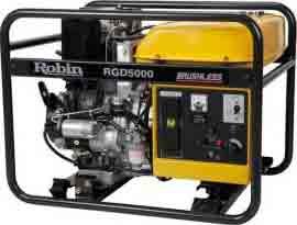 موتور برق روبین دیزلی robin