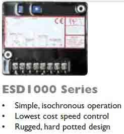 گاورنر GAC مدل ESD1000