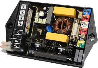 رگولاتور ژنراتورM16FA655A Mark V- رگولاتورولتاژ یا ای وی آر (avr) مارلی(marelli) مدلMark-V