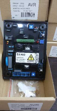 رگولاتور ولتاژ sx460 با کیفیت عالی 5A