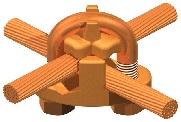 نمونه انواع الكترود و اتصالات ارت