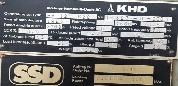 دیزل ژنراتور دویتس 2075kva avk کوپله فابریک ssd khd - دویتس 12 سیلنر خورجینی