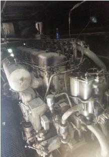 دیزل ژنراتور MVM 900KVA مدل TBD440-06