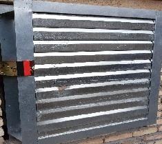 موتور دمپر یا دریچه برقی دیزل ژنراتورموتور دمپر دیزل ژنراتور- diesel generator dampers motor