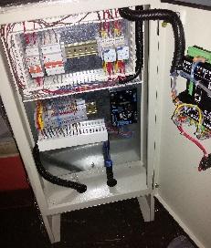 تعمیر یک دستگاه دیزل ژنراتور دویتز duitz276kva مدل  bf8m716