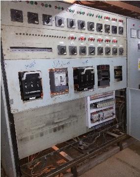 تعمیرات تابلو برق