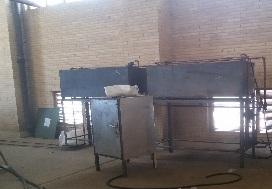 تعمیر و به روز رسانی با برد دیپسی 7320mkii و نصب دیزل ژنراتور دویتز deutz tbd616v16g1 با ژنراتور زیمنس 1100kva