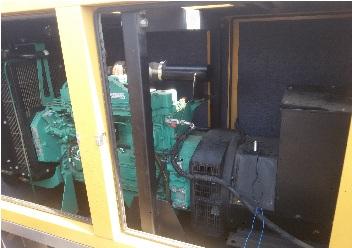 تعمیر و سرویس و نگهداری 4 عدد دیزل ژنراتور کمنز 6bt 132-250kva کوپله فابریک elcos و داخلی نصب روی کشتی