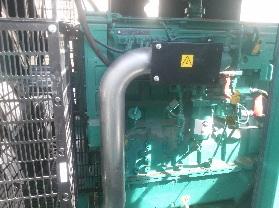 تعمیر یک دستگاه دیزل ژنراتور کمنز مدل cummins qsx15-g8 با ژنراتور استمفورد 400kva کوپله فابریک شرکت کمنز پاور با برد کنترلی pcc3300 دارای ecu و گاورنر الکترونیکی و امکان سنکرون پارالل شدن با ژنراتور مجاور