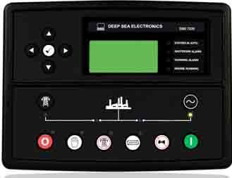 برد کنترلی plc دیزل ژنراتوردیپسی مدل 7220