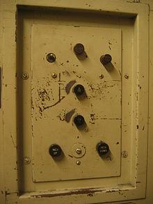 کنترل کننده دستی آسانسور