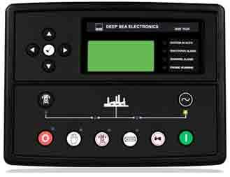 برد کنترلی plc دیزل ژنراتوردیپسی مدل 8620
