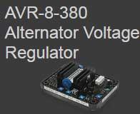 نمایندگی رگولاتور ولتاژ یا ای وی آر ژنراتور دیتاکام 380-8-avrدیزل ژنراتور