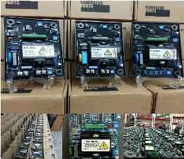 avr فروش رگولاتورهای دست ساز ایرانی برای ژنراتورهای ذغالی - generator regulation avr