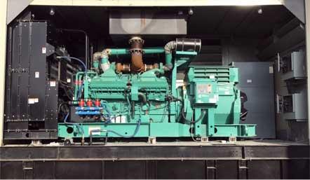 منبع اگزوز با سطح مقطع کوچک: در انواع مستطیلی بیضی و گرد-انبار اگزوز ژنراتور و موتور برق