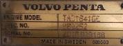 ولوو 1641سوئد 459kw ژنراتور استامفورد دارای کانوپی سایلنت محل کوهپایه قیمت 145 میلیون