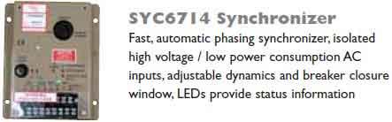 ماژول سنکرون مدل SYC6714
