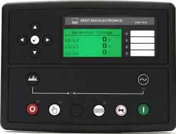 برد کنترلی plc دیزل ژنراتوردیپسی مدل dse 7410