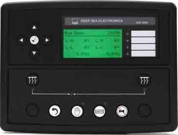 برد کنترلی plc دیزل ژنراتوردیپسی مدل dse 8680